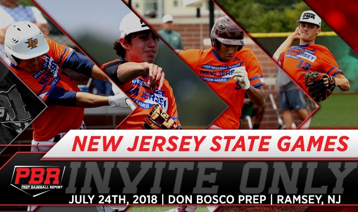 2018 New Jersey State Games (Invite-Only)