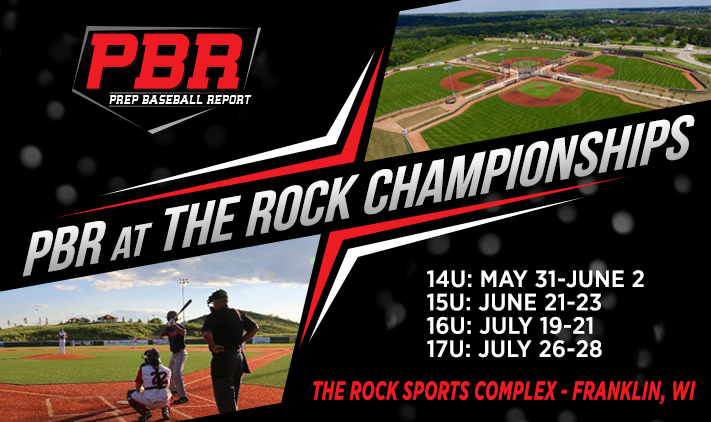 PBR at The Rock Championships | Prep Baseball Report