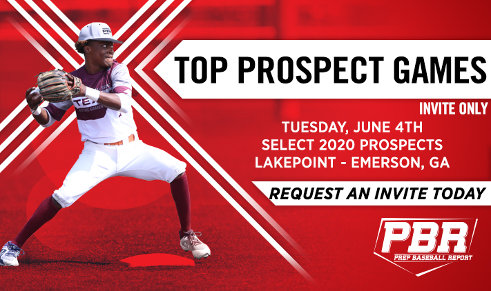Top Prospect Games (Invite-Only) | Prep Baseball Report
